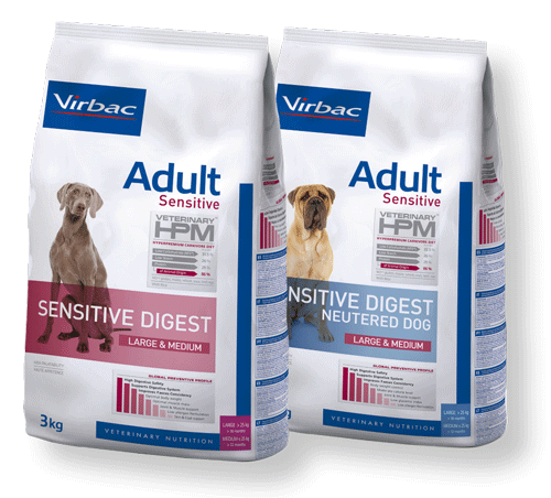 Veterinary HPM - Sensitive Digest