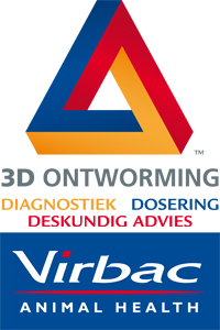 3D ontwomring Paard, cursus parasitologie paard