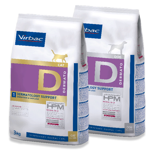 Veterinary HPM Dermatology support