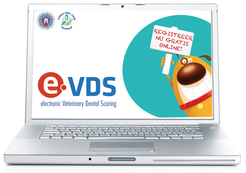 Registreer u nu voor Electronic Veterinary Dental Scoring